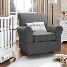 dorel living baby relax mackenzie rocker gray