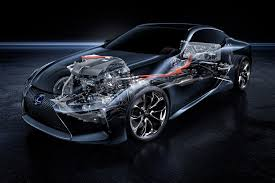 lexus hybrid price uk lexus lc500h new coupe gets clever complex hybrid tech for 2017