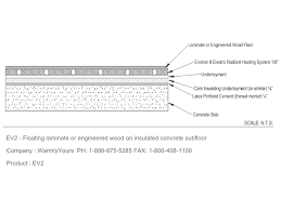 heated floors under laminate floor heat system specifications for environ ii heating mats