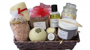 organic spa gift baskets best decor things