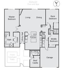 1247 oro ridge palm springs real estate