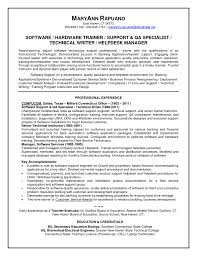 Vice President Of Operations Resume  government jobs resume