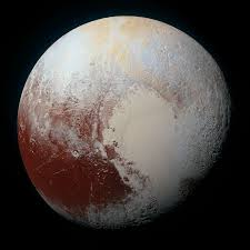 what is the color of pluto universe today