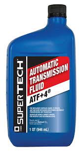super tech atf plus 4 automatic transmission fluid 1 qt walmart com