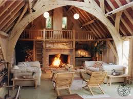 how to build a timber frame house