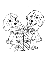 Coloring Ideas by Dog Coloring Pages Dogs Coloring Pages Free Coloring Pages Gallery