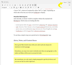 WordPress post editor WYSIWYG DIYthemes