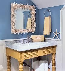 Coastal Bathroom Accessories by Refreshing Beach Bathroom Dcor Ideas Decozilla Beach Coastal
