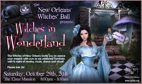 the 2016 new orleans witches u0027 ball