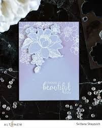 Floral Arrangement Supplies by Cards Archives Altenew Blog