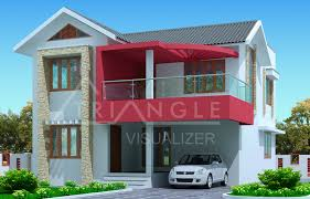 best bedroom house plans kerala style with double storey house
