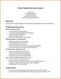 General Sample Resume Dentist Resume Resume Cv Cover Letter