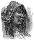 aztec indian women