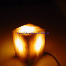 Himalayan Salt Light by Himalayan Ionic Salt Crystal Reactangle Lamp