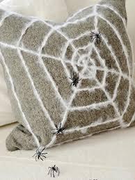 10 diy spider crafts for halloween hgtv u0027s decorating u0026 design