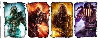 Gods Of War by God Of War