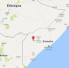 Somalia World Map by Somalia Blast Injures 7 People In Qansahdhere Town U2013 The Messenger