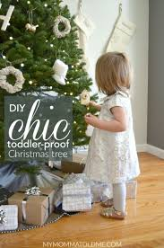 toddler proof christmas tree hello nutritarian