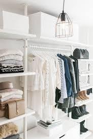 Bedroom Wall Unit Closets Best 25 White Closet Ideas On Pinterest White Wardrobe Closet