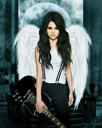 Selena Gomez Angel - Pictures