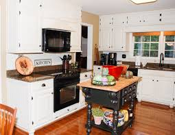 Oak Kitchen Cabinets Refinishing Remodelaholic From Oak Kitchen Cabinets To Painted White Cabinets
