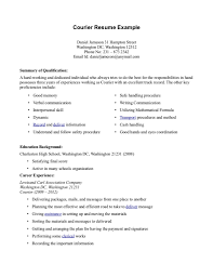 Example Resume  Objective Or Summary On Resume With Technical Skills And Professional Experience  Objective