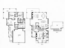 Simple 4 Bedroom House Plans by 100 Craftsman Homes Floor Plans Exclusive 4 Bedroom Luxury