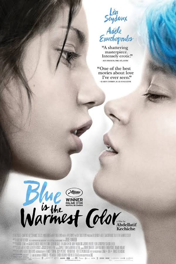Blue Is the Warmest Colour - EngSub