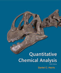 quantitative chemical analysis 9781464135385 macmillan learning