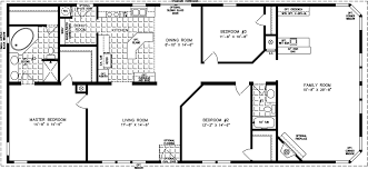2800 Square Foot House Plans 2000 Sq Ft And Up Manufactured Home Floor Plans