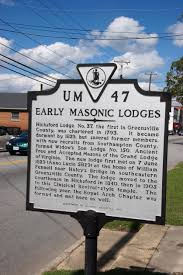va um47 early masonic lodges
