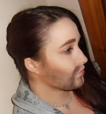 Halloween Male Makeup Halloween Makeup U2013 Half Male Half Female Partyface