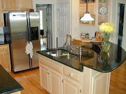 Beautiful Kitchens Baths by White Spray Paint Wood Kitchen Island Beautiful Kitchen Cabinets
