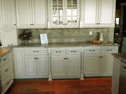 Beautiful Kitchen Backsplash Ideas Interior Kitchen Backsplash Cream Cabinets With Regard To