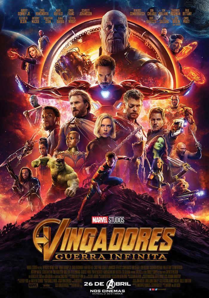 Vingadores – Guerra Infinita