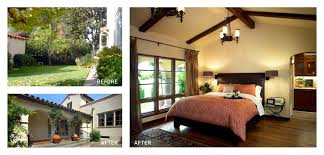 monday makeover master bedrooms hartmanbaldwin design build of this suite not only complements the spanish architectural style of the house but it also seamlessly connects the once detached garage to the home