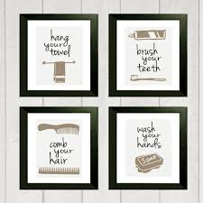 Wall Art Ideas For Bathroom by Pictures For The Bathroom Bathroom Decor