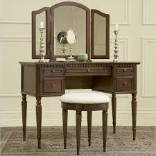 Linon Home Decor Vanity Set With Butterfly Bench Black Beautiful Bedroom Vanity Table Ideas Decorating Design Ideas