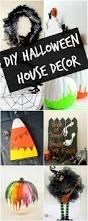 House Decor Diy Halloween House Decor Blissfully Domestic