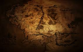 middle earth map wallpaper 2 by johnnyslowhand on deviantart