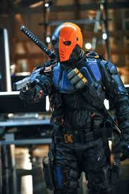 deathstroke halloween costumes billy wintergreen deathstroke comic and green arrow dc universe