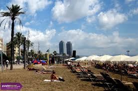 Travel to Barcelona best beaches
