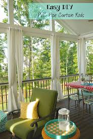 West Elm Outdoor by Best 25 Outdoor Curtain Rods Ideas Only On Pinterest Outdoor