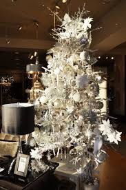 Christmas Tree Decorations Blue And Silver 28 Best Xmas Tree Images On Pinterest Xmas Trees Christmas Tree