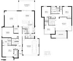 stunning 2 story house floor plans ideas best image 3d home small 2 story house floor plans ahscgs com