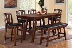 counter height dining room sets