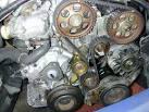 Changement distribution, pompe à eau, ESPACE II TD - J8S - Renault ...