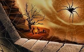 hd halloween wallpaper la bee beautiful hd halloween wallpaper and powerpoint templates