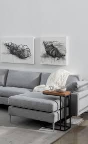 best 25 gray sectional sofas ideas on pinterest family room