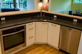 Outside Corner Kitchen Cabinet Kitchen Cabinets - Corner kitchen base cabinet